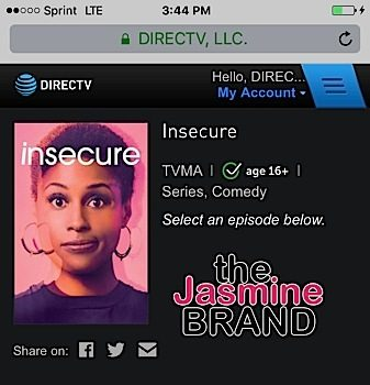 The Jasmine BRAND's Experience With DIRECTV and AT&T Mobile APP [PARTNERSHIP]