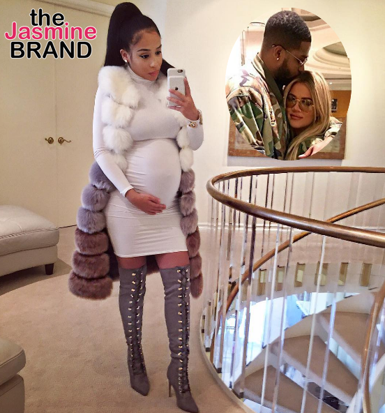 Khloe Kardashian Allegedly Insecure About Tristan Thompson's Baby Mama & Newborn