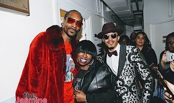"""Tyrese, NeYo, Alicia Keys, Taye Diggs, Andra Day, Missy Elliott, Snoop Spotted At Taraji P. Henson's """"White Hot Holidays"""" [Photos]"""