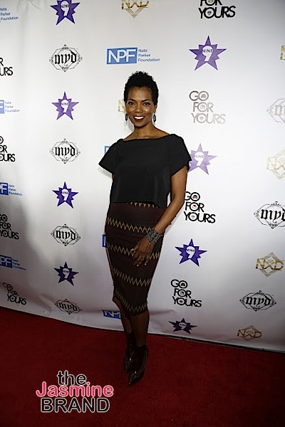HOLLYWOOD, CA - DECEMBER 05: Actress Vanessa Williams seen at Hill Harper & Nate Parker 9th Annual Manifest Your Destiny Toy Drive & Fundraiser at the W Hotel on Tuesday, December 5, 2016 in Hollywood, California. (Photo by A Turner Archives)