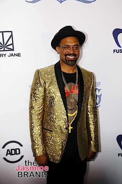 HOLLYWOOD, CA - DECEMBER 10: Actor comedian Mike Epps at Snoop Dogg Smoked Out Roast and Birthday Celebration TV Special taped at the Avalon as seen on Fusion TV Saturday, December 10, 2016 in Hollywood, California. (Photo by A Turner Archives)