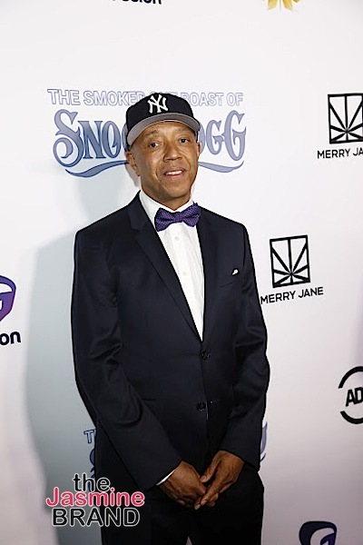 Russell Simmons Pens Letter About Sexual Abuse Allegations: I am work in progress.