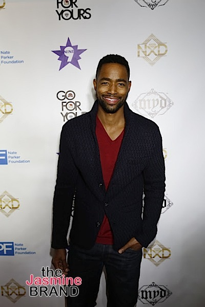 HOLLYWOOD, CA - DECEMBER 05: Actor Jay Ellis seen at Hill Harper & Nate Parker 9th Annual Manifest Your Destiny Toy Drive & Fundraiser at the W Hotel on Tuesday, December 5, 2016 in Hollywood, California. (Photo by A Turner Archives)