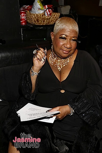HOLLYWOOD, CA - DECEMBER 10: Luenell Campbell seen at Snoop Dogg Smoked Out Roast and Birthday Celebration TV Special taped at the Avalon as seen on Fusion TV Saturday, December 10, 2016 in Hollywood, California. (Photo by A Turner Archives)