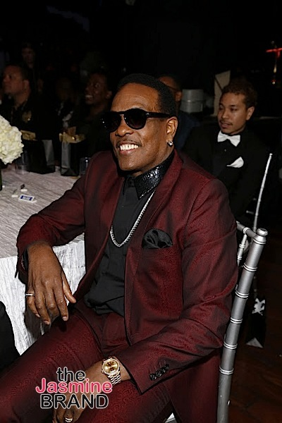 HOLLYWOOD, CA - DECEMBER 10: Charlie Wilson seen at Snoop Dogg Smoked Out Roast and Birthday Celebration TV Special taped at the Avalon as seen on Fusion TV Saturday, December 10, 2016 in Hollywood, California. (Photo by A Turner Archives)