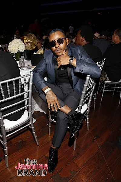 HOLLYWOOD, CA - DECEMBER 10: Eric Bellinger seen at Snoop Dogg Smoked Out Roast and Birthday Celebration TV Special taped at the Avalon as seen on Fusion TV Saturday, December 10, 2016 in Hollywood, California. (Photo by A Turner Archives)
