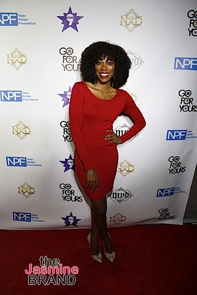 HOLLYWOOD, CA - DECEMBER 05: Actress Yvonne Orji seen at Hill Harper & Nate Parker 9th Annual Manifest Your Destiny Toy Drive & Fundraiser at the W Hotel on Tuesday, December 5, 2016 in Hollywood, California. (Photo by A Turner Archives)