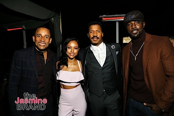 Gloria Govan, Derek Fisher, Jay Ellis, Luke James, Karrueche Tran, Lance Gross Attend Hill Harper & Nate Parker's Toy Drive & Fundraiser [Photos]