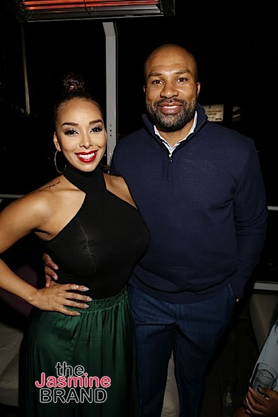 HOLLYWOOD, CA - DECEMBER 05: Event host committee Gloria Govan and Derek Fisher seen at Hill Harper & Nate Parker 9th Annual Manifest Your Destiny Toy Drive & Fundraiser at the W Hotel on Tuesday, December 5, 2016 in Hollywood, California. (Photo by A Turner Archives)