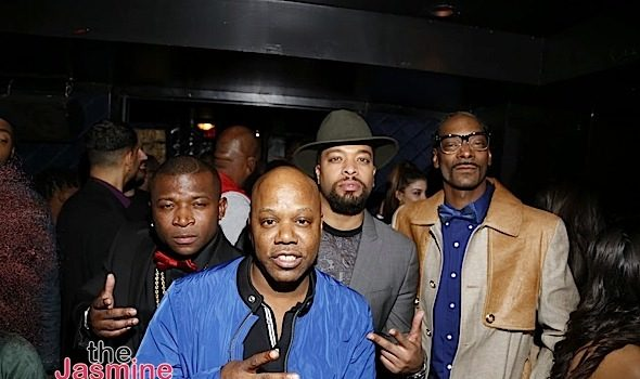 """Russell Simmons, Kim Porter, Ashanti, Wiz Khalifa, Ray J, Mike Epps, Warren G Attend """"The Smoked Out Roast of Snoop Dogg"""" [Photos]"""