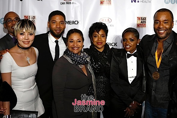 Lee Daniels Honored By Black AIDS Institute: Gabrielle Dennis, Malinda Williams, Jussie Smollett, Debbie Allen, Phylicia Rashad Attend [Photos]