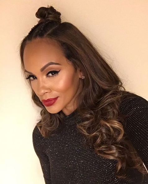 Evelyn Lozada Defends Identifying As Afro-Latina As Old Tweet Resurfaces