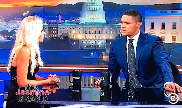 Conservative Tomi Lahren Calls Black Lives Matter The New KKK, Trevor Noah Responds [VIDEO]