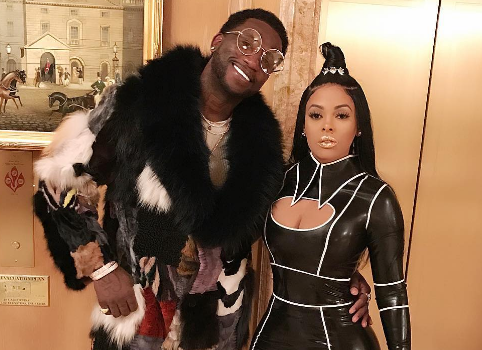 Gucci Mane's Fiancee Gives Him A Male Engagement Ring [VIDEO]