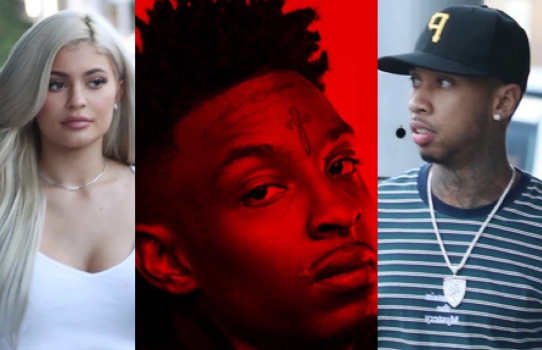 Tyga & 21 Savage Are Beefing Over Kylie Jenner [VIDEO]