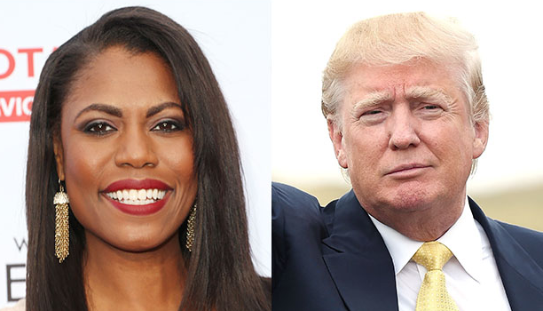 Omarosa Is Living The American Dream Because of Donald Trump: I am black, female and he is my friend.