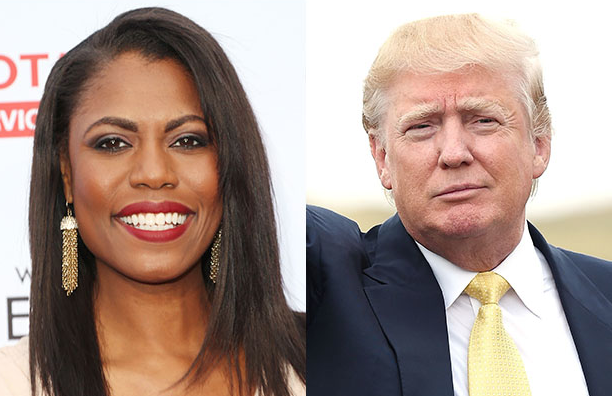 Omarosa To Join Trump White House Staff As Public Liaison