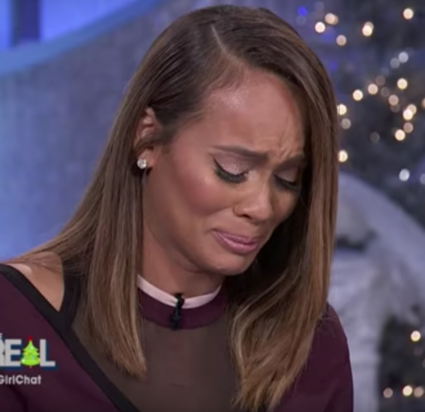 Evelyn Lozada Burst Into Tears Over Domestic Violence Memories: It stays with you forever.