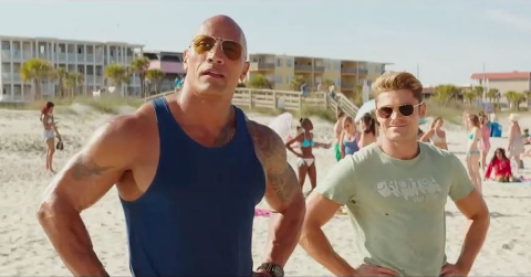 First Look: 'Baywatch' Teaser Trailer [VIDEO]