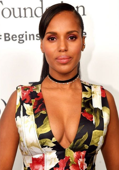 Kerry Washington Debuts Amazing Post-Pregnancy Body [Photos]