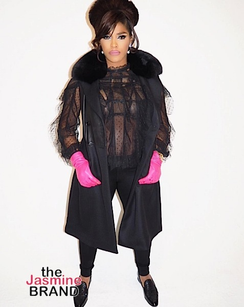 Joseline Hernandez Releases Maternity Flix, Tiny Harris Vacays in Jamaica, J.Lo's Kids Are Swagged Out + POTUS & FLOTUS Host Final Holiday Party