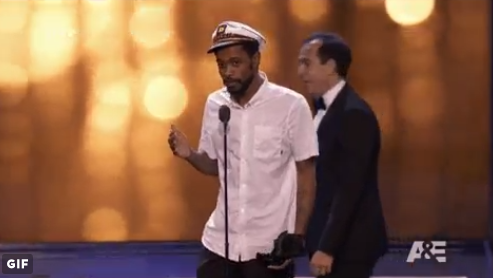 'Atlanta' Actor Keith Stanfield Channels His Inner Kanye, Interrupts Critics Choice Awards [VIDEO]