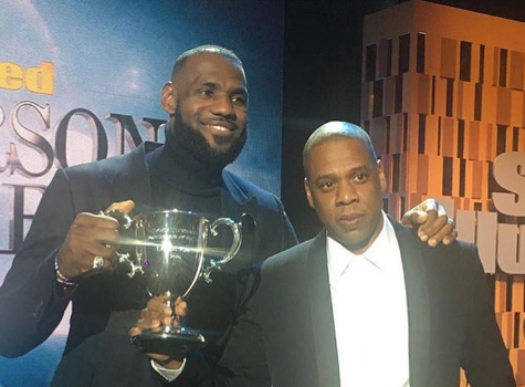 Jay Z Takes Jab At Phil Jackson, During LeBron James Tribute [VIDEO]