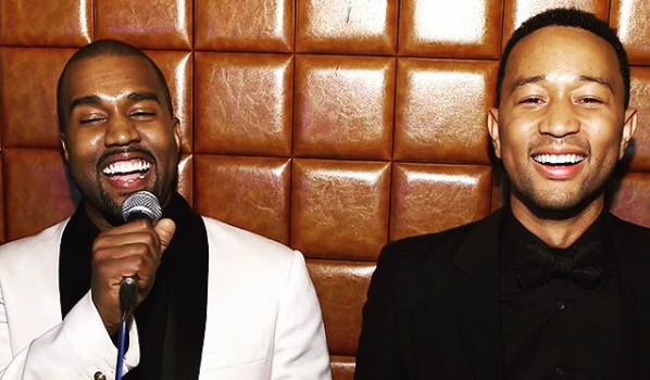 John Legend Disappointed With Kanye Over Trump Meeting: It was a publicity stunt.