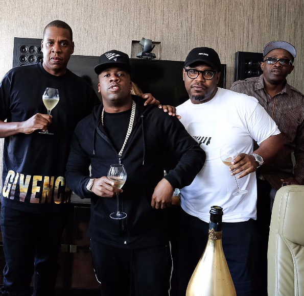 Keyshia Cole Signs To Epic + Yo Gotti Signs With Roc Nation [Photos]