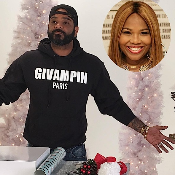 Jim Jones Trashes Mona Scott-Young, Threatens To Fight Producer's Husband