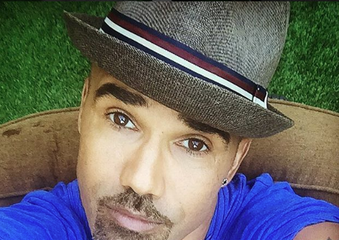 Shemar Moore: I Have COVID! But I Will Be Okay