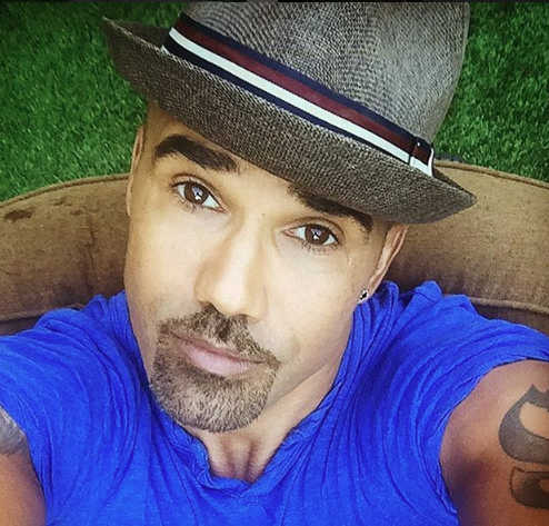 Shemar Moore Has A Strained Relationship With His Father: He wasn't good to my mom.