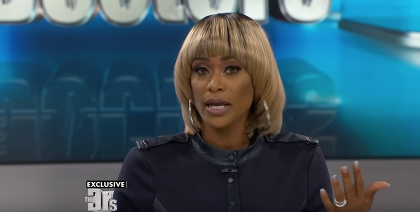 Tami Roman Regrets Cosmetic Surgery: I got booty injections & I hate it. [VIDEO]