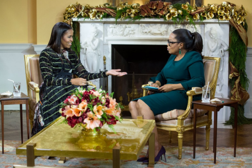 Michelle Obama On Being Labeled An 'Angry Black Woman', Living In her Truth + Why She Will NOT Run For Office [Final Sit-Down With Oprah]