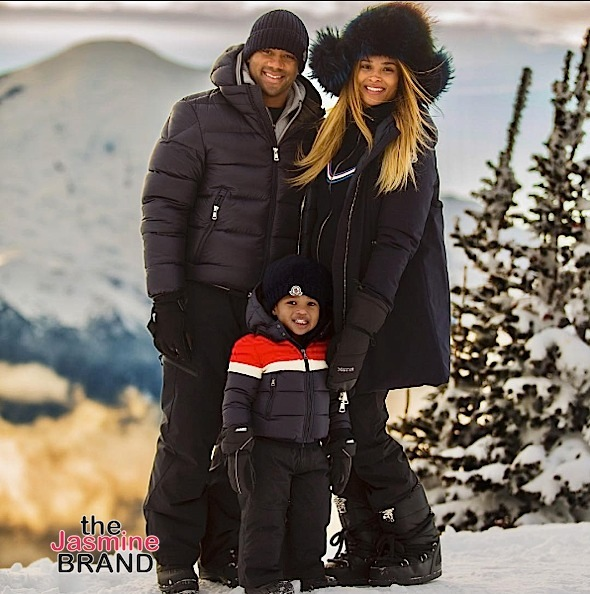 Celebrity Christmas Photos: Oprah, Ludacris, Gayle King, Gucci Mane, Chrissy Teigen, Kandi Burruss, Ayesha & Steph Curry, Draya Michele, Tamar Braxton, Teyana Taylor, Questlove, Willow Smith, Ciara, Adrienne Bailon