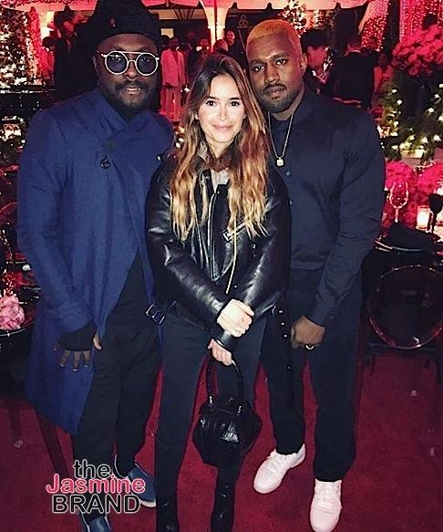 will.i.am & Kanye