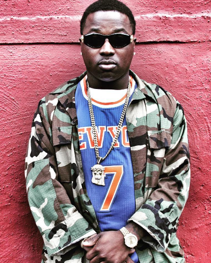 Rapper Troy Ave Shot, Bullet Grazes Rapper's Head