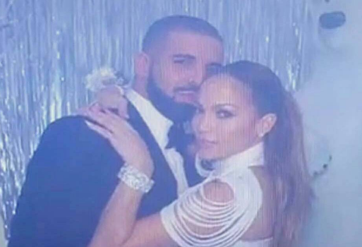 J.Lo Brings Drake As Her Prom Date + See Them Kiss! [VIDEO]
