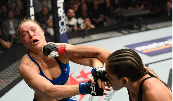 Ronda Rousey Loses Fight In 48 Seconds [VIDEO]