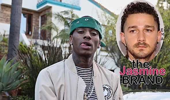 Soulja Boy Threatens Shia LaBeouf: You b*tch a** n*gg*! [VIDEO]