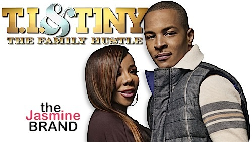 T.I. & Tiny Convince VH1 To Renew Reality Show: We'll show our relationship drama.