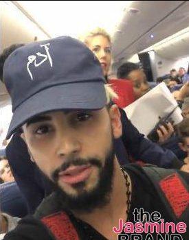 (UPDATE): YouTube Star Adam Saleh: Delta Airlines Kicked Me Off Flight For Speaking Arabic! [VIDEO]