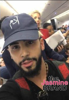 YouTube Star Adam Saleh: Delta Airlines Kicked Me Off Flight For Speaking Arabic! [VIDEO]