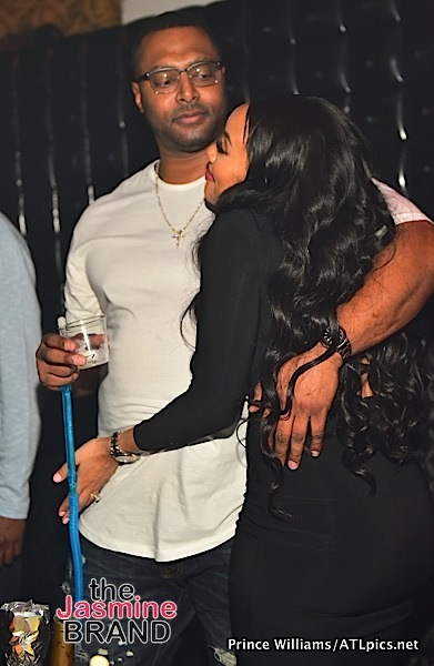 Angela Simmons' Baby Daddy Faced A Drug Trafficking Charge [Thug Life]