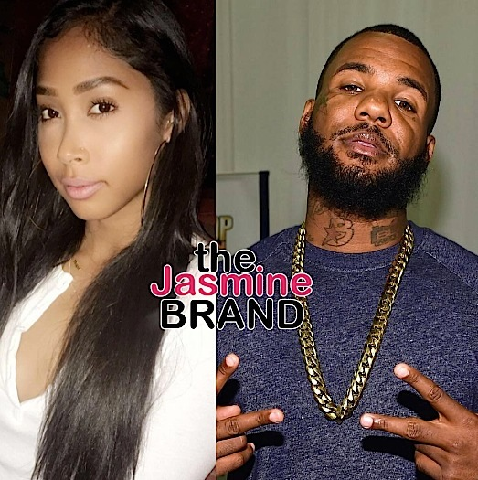 Omarion's Ex Apryl Jones Denies Dating The Game [Photo]