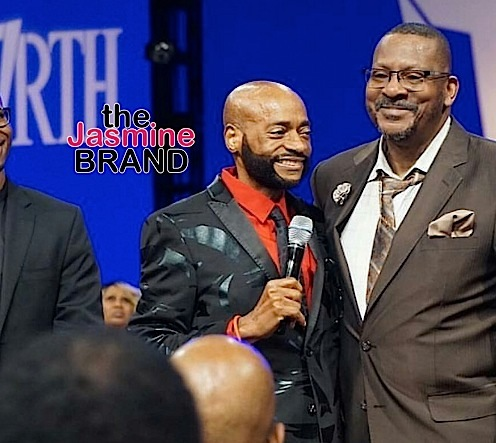 Eddie Long Returns To Church With Alarming Weight Loss [VIDEO]