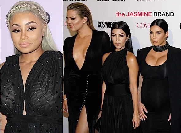 Blac Chyna Suing Kardashian Family: You Made E! Cancel My Spin-Off Show
