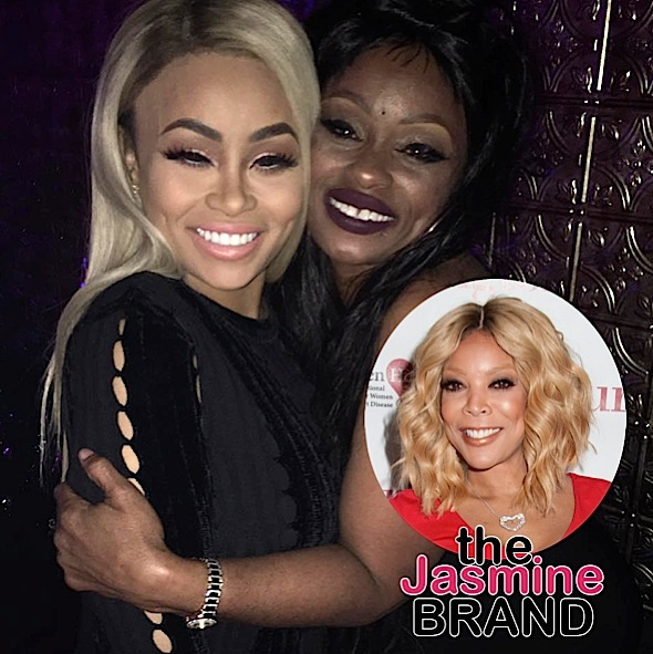 "Tokyo Toni Thanks Wendy Williams For Repairing Relationship W/ Blac Chyna, ""Without Her I Don't Think I Would Be Talking To My Daughter"""