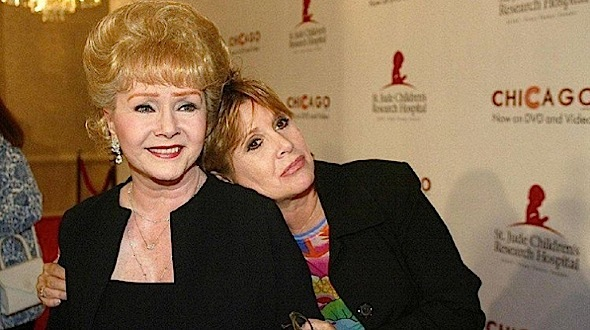 DL Hughley On Debbie Reynolds Death: Black Mama's Don't Die Because of Their Kids!