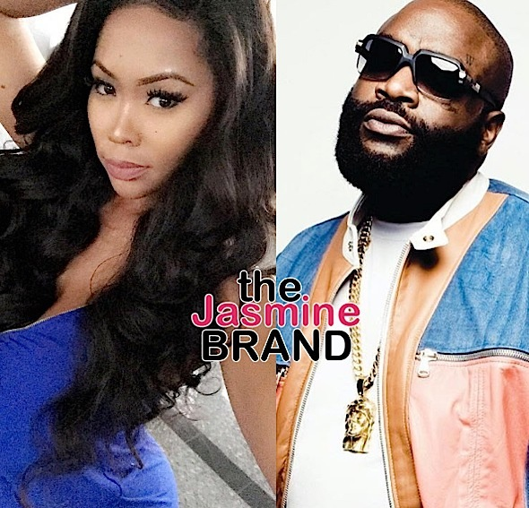 Rick Ross Dating Former Reality Star Deelishis? [VIDEO]